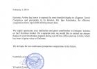 Рекомендация от авиакомпании Emirates