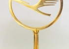 Награда от компании Lufthansa. Gold agent 2008.