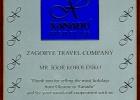 Награда от отеля Xanadu Resort (Турция)