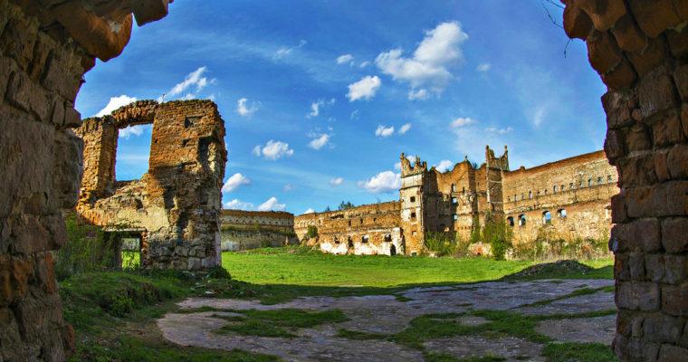 Самые красивые замки Львовского региона | Загорье